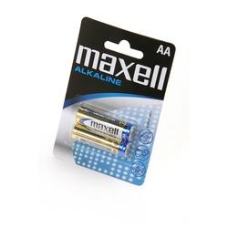 Батарейка бытовая стандартных типоразмеров MAXELL Alkaline LR6 BL2