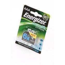 Аккумулятор предзаряженный Energizer Recharge Extreme AAA 800mAh BL2