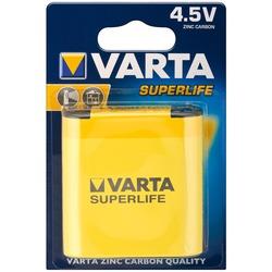 Батарейка Батарея VARTA SUPERLIFE 3R12 2012 BL1