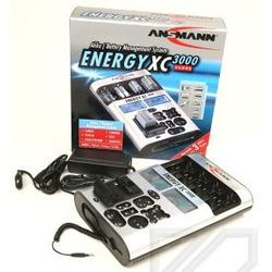 Зарядное устройство ANSMANN ENERGY XC3000 5207452