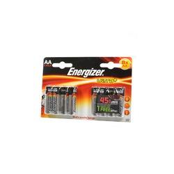 Батарейка бытовая стандартных типоразмеров Energizer ULTRA+ made in Singapore LR6 BL8