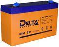 Аккумулятор Аккумулятор Delta DTM 612