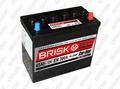 Аккумулятор автомобильный Аккумулятор BRISK Japan 45 А/ч (тонк. клемы)
