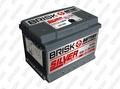 Аккумулятор автомобильный Аккумулятор BRISK SILVER 55 А/ч