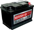 Аккумулятор автомобильный Аккумулятор BRISK 75 А/ч