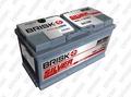 Аккумулятор автомобильный Аккумулятор BRISK SILVER 100 А/ч