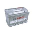 Аккумулятор автомобильный Аккумулятор Bosch S5 Silver Plus 52 Ач 520 А обратная пол S5001 552401 C6 207*175*175