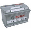 Аккумулятор автомобильный Аккумулятор Bosch S5 Silver Plus 63 А/Ч 610 А прямая пол. S5006 563401 D39 242*175*190