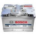Аккумулятор автомобильный Аккумулятор Bosch S6 AGM HighTec 70 Ач 760 А обр. пол. S6001 570901 E39 278*175*190