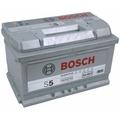 Аккумулятор автомобильный Аккумулятор Bosch S5 Silver Plus 77 А/Ч 780 А обр. пол. S5008 577400 E44 278*175*190