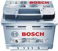 Аккумулятор автомобильный Аккумулятор Bosch S5 Silver Plus 85 А/Ч 800 А обр. пол. S5010 585200 F18 315*175*175