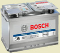 Аккумулятор автомобильный Аккумулятор Bosch S6 AGM HighTec 95 Ач 850 А обр. пол. S6002 595901 G14 353*175*190