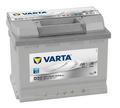 Аккумулятор автомобильный Аккумулятор Varta Silver Dynamic 63 Ач 610 A прямая пол. D39 563401 242*175*190