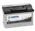 Аккумулятор автомобильный Аккумулятор Varta Black Dynamic 70 Ач 640 A обратная пол. Е9 570144 278*175*175