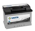 Аккумулятор автомобильный Аккумулятор Varta Black Dynamic 70 Ач 640 A обратная пол. 570409 278*175*190
