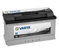 Аккумулятор автомобильный Аккумулятор Varta Black Dynamic 90 Ач 720 A обратная пол. 590122 353*175*190