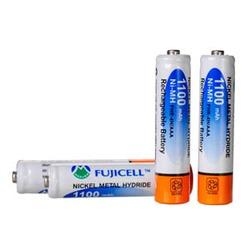 Аккумулятор цилиндрический FUJICELL NiMH Rechargeable AAA 1100mAh BL2
