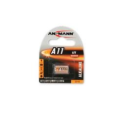 Батарейка спецэлемент ANSMANN 1510-0007 A11 BL1