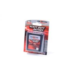 Батарейка бытовая стандартных типоразмеров ANSMANN 5013091 3R12 BL1