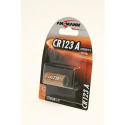 Батарейка фотолитиевая ANSMANN 5020012 CR123A BL1