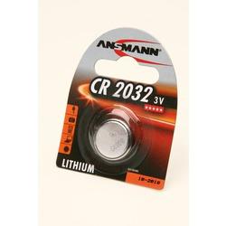 Батарейка дисковая литиевая ANSMANN 5020122 CR2032 BL1