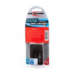 Аккумулятор для фото и видеокамер ANSMANN A-Can NB 5 L BL1 5022953