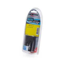 Аккумулятор для фото и видеокамер ANSMANN A-Nik EN EL 19 BL1 1400-0016