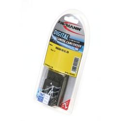Аккумулятор для фото и видеокамер ANSMANN A-Nik EN EL 20 BL1 1400-0025