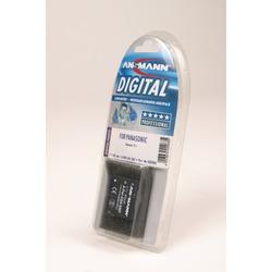 Аккумулятор для фото и видеокамер ANSMANN A-Pan CGA S007 BL1 5022963