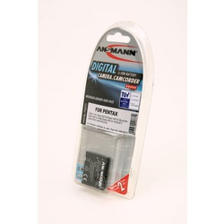 Аккумулятор для фото и видеокамер ANSMANN A-Pen D-Li 92 BL1 1400-0013