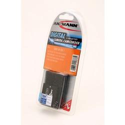Аккумулятор для фото и видеокамер ANSMANN A-Son NP BN1 BL1 1400-0009
