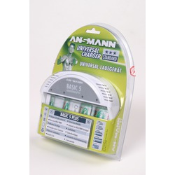Зарядное устройство ANSMANN BASIC 5 plus BL1 5207303