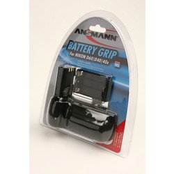 Аккумулятор для фото и видеокамер ANSMANN Battery Grip N-60 pro BL1 5044563