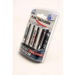 Батарейка бытовая стандартных типоразмеров ANSMANN EXTREME LITHIUM 1512-0002 FR6 BL4