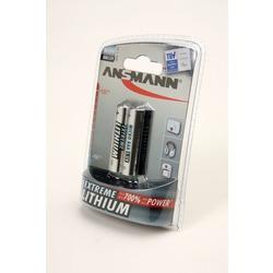 Батарейка бытовая стандартных типоразмеров ANSMANN EXTREME LITHIUM 5021013 FR03 BL2