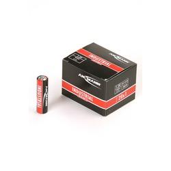 Батарейка бытовая стандартных типоразмеров ANSMANN Industrial Alkaline 1502-0002 LR6 в коробке 20 шт