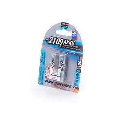 Аккумулятор предзаряженный ANSMANN maxE AA 2100 BL2 5030992