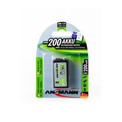 Аккумулятор предзаряженный ANSMANN maxE E200 BL1 5035342/01