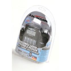 Зарядное устройство ANSMANN Powerline 4 PRO BL1 1001-0005