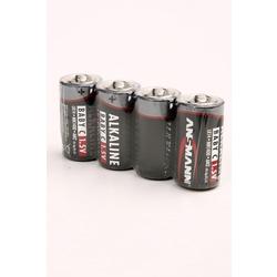 Батарейка бытовая стандартных типоразмеров ANSMANN RED 5015571 LR14 SR4, в упак 20 шт