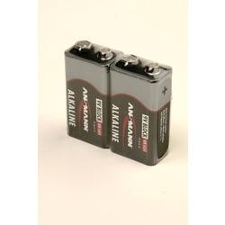 Батарейка бытовая стандартных типоразмеров ANSMANN RED 5015591 6LR61 SR2, в упак 20 шт