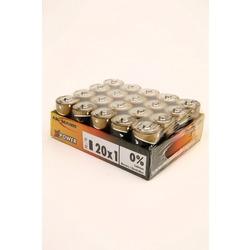 Батарейка бытовая стандартных типоразмеров ANSMANN X-POWER 5015701 LR20 bulk, в упак 20 шт
