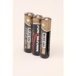 Батарейка бытовая стандартных типоразмеров ANSMANN X-POWER 5015721 LR03 SR3, в упак 30 шт