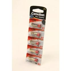 Батарейка спецэлемент Camelion A27-BP5 LR27A BL5