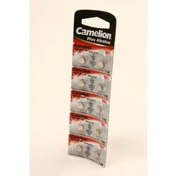 Батарейка алкалиновая часовая Camelion AG1-BP10 AG 1 364 BL10