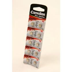 Батарейка алкалиновая часовая Camelion AG2-BP10 AG 2 396 BL10