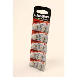Батарейка алкалиновая часовая Camelion AG5-BP10 AG 5 393 BL10