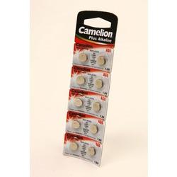 Батарейка алкалиновая часовая Camelion AG6-BP10 AG 6 371 BL10