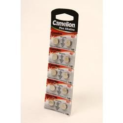 Батарейка алкалиновая часовая Camelion AG7-BP10 AG 7 395 BL10