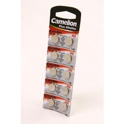 Батарейка алкалиновая часовая Camelion AG8-BP10 AG 8 391 BL10